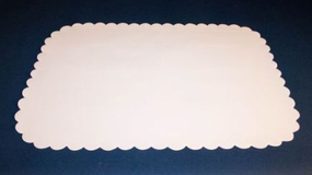 Fadpapir rekt. 33x47 cm.