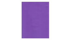 Ensfarvet Purple