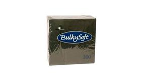 Middag -Bulkysoft - Black - 3 lags - 100 stk.