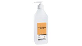 Hånddesinfektion gel PLUM 600 ml.