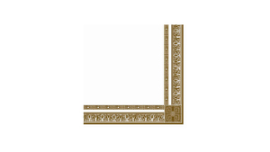 Antique Frame White