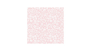 Romantic Meadow Powder Pink