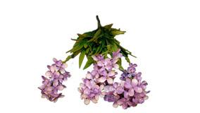 Kunstig Blomster Buket - Lilla 1
